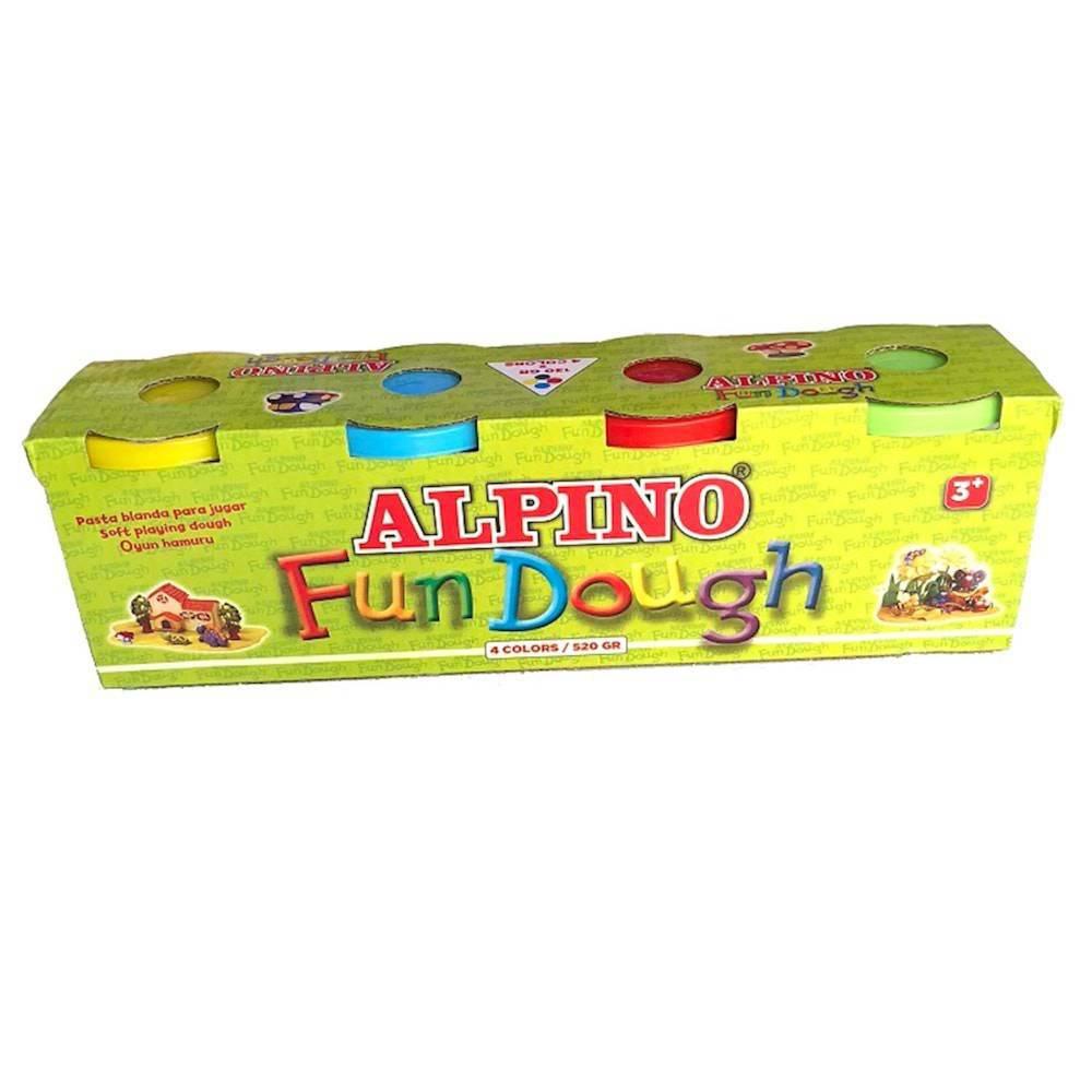 ALPINO DP-000302 4 LÜ OYUN HAMURU