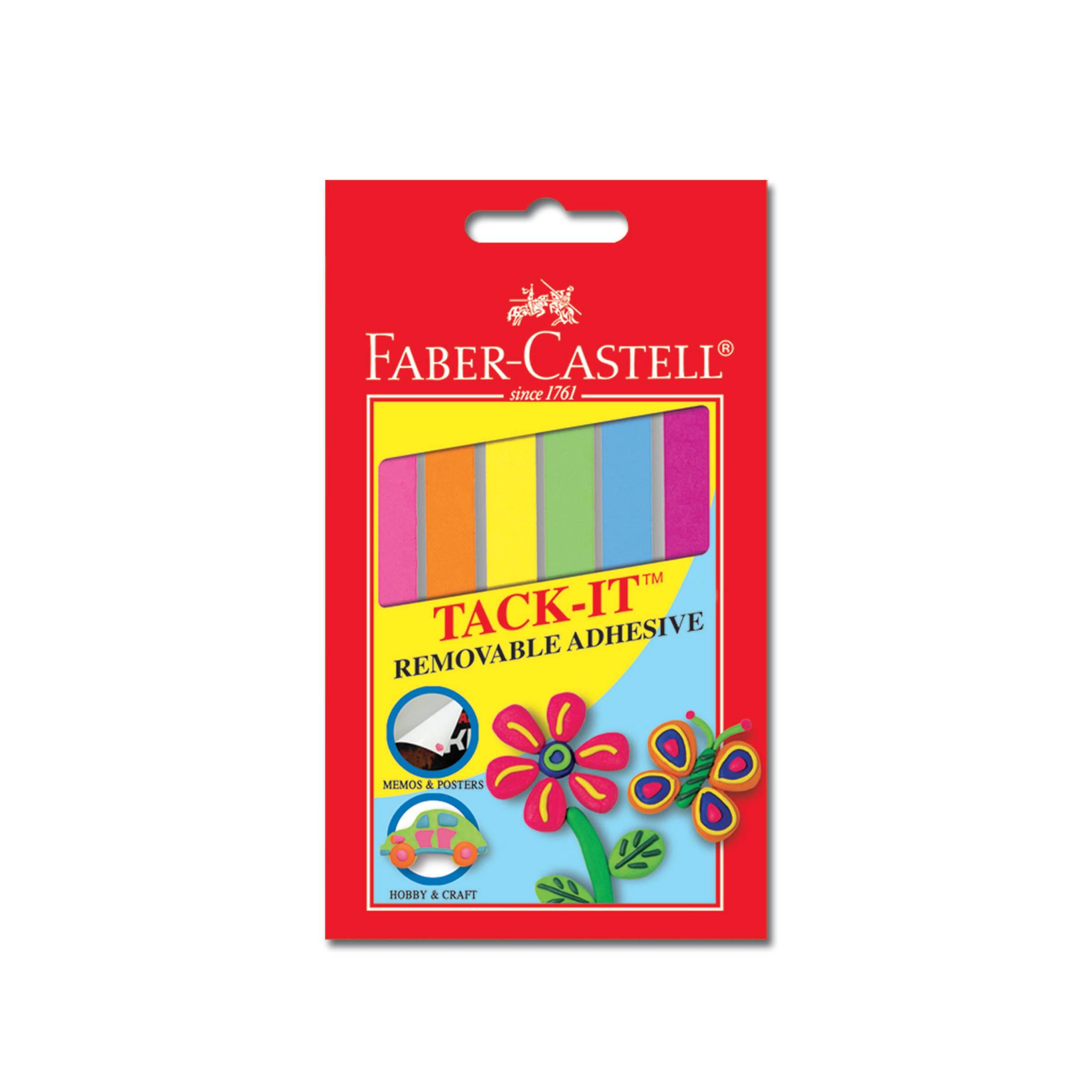 FABER CASTELL TACK IT 50 GR CREATIVE