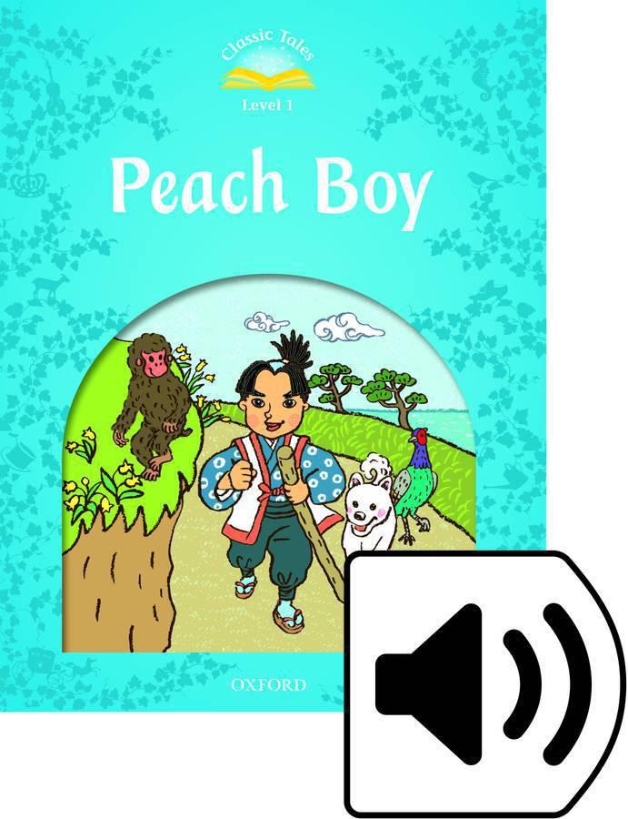 C.T 1:PEACH BOY MP3 PK
