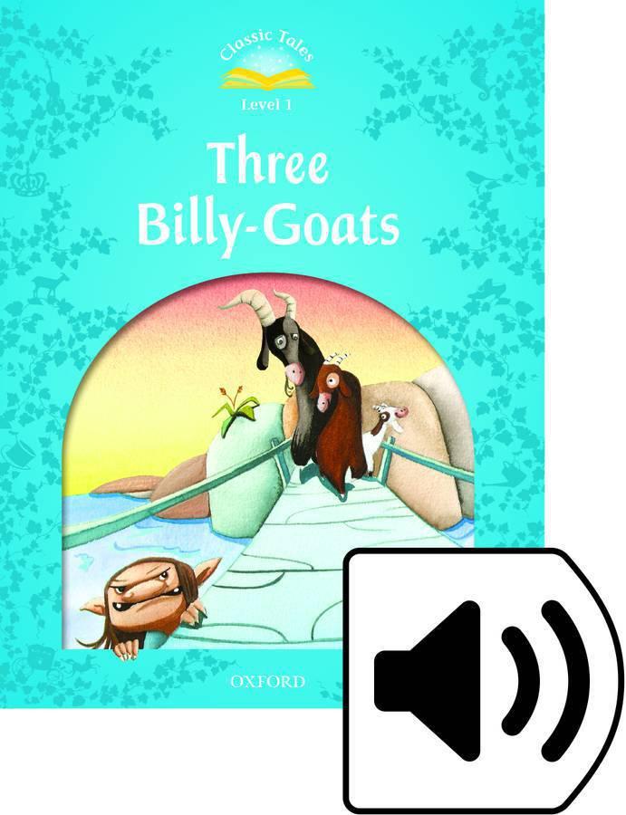 C.T 1:THREE BILLY-GOATS MP3 PK