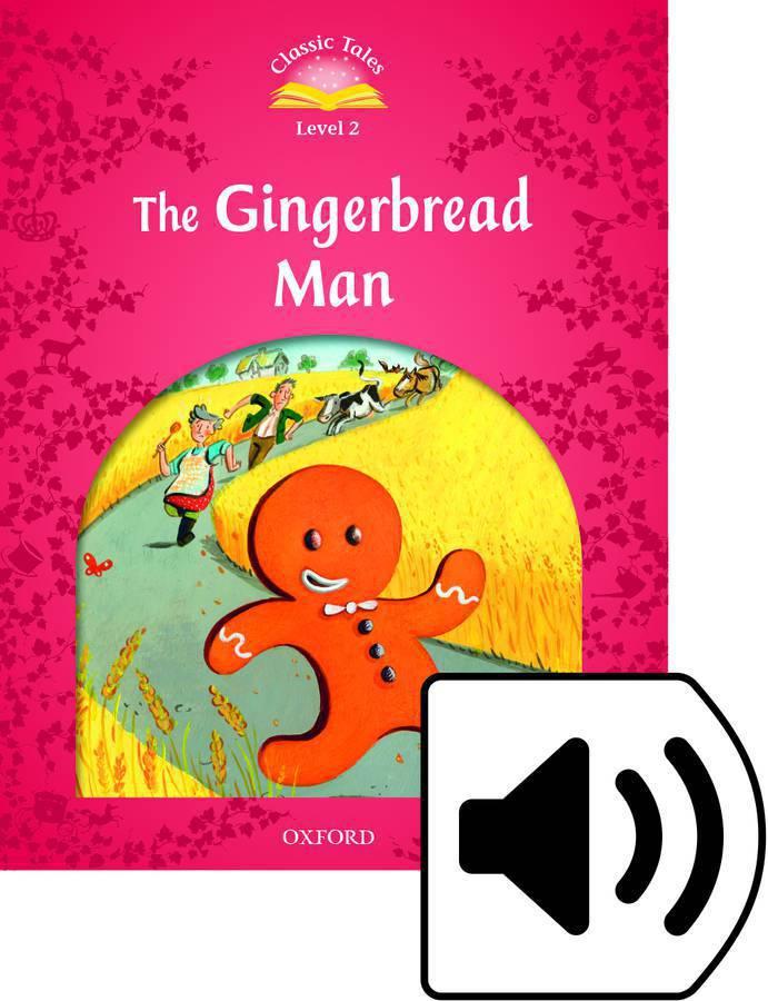 C.T 2:GINGERBREAD MAN MP3 PK