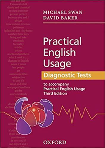 PRACTICAL ENG USAGE 3/E DIAGNOSTIC TEST