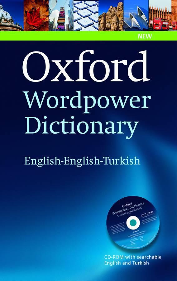 OXFORD WORDPOWER ENG-ENG-TURKISH DIC