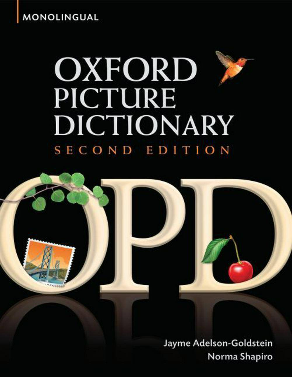 OXF PICTURE DICTIONARY 2ED