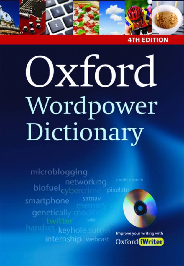 OXFORD WORDPOWER 4ED W/CD