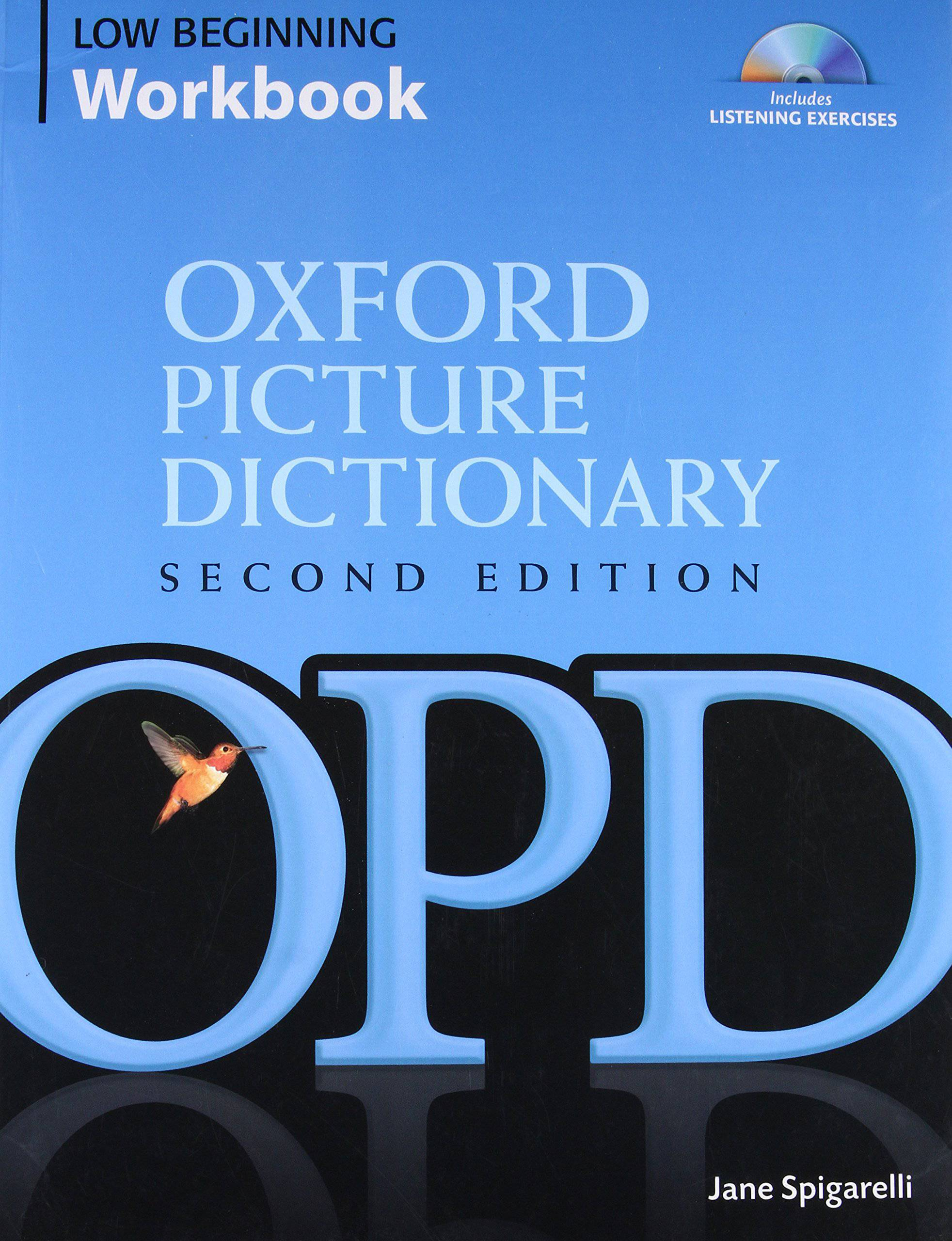 OXF PICTURE DICTIONARY 2ED LO