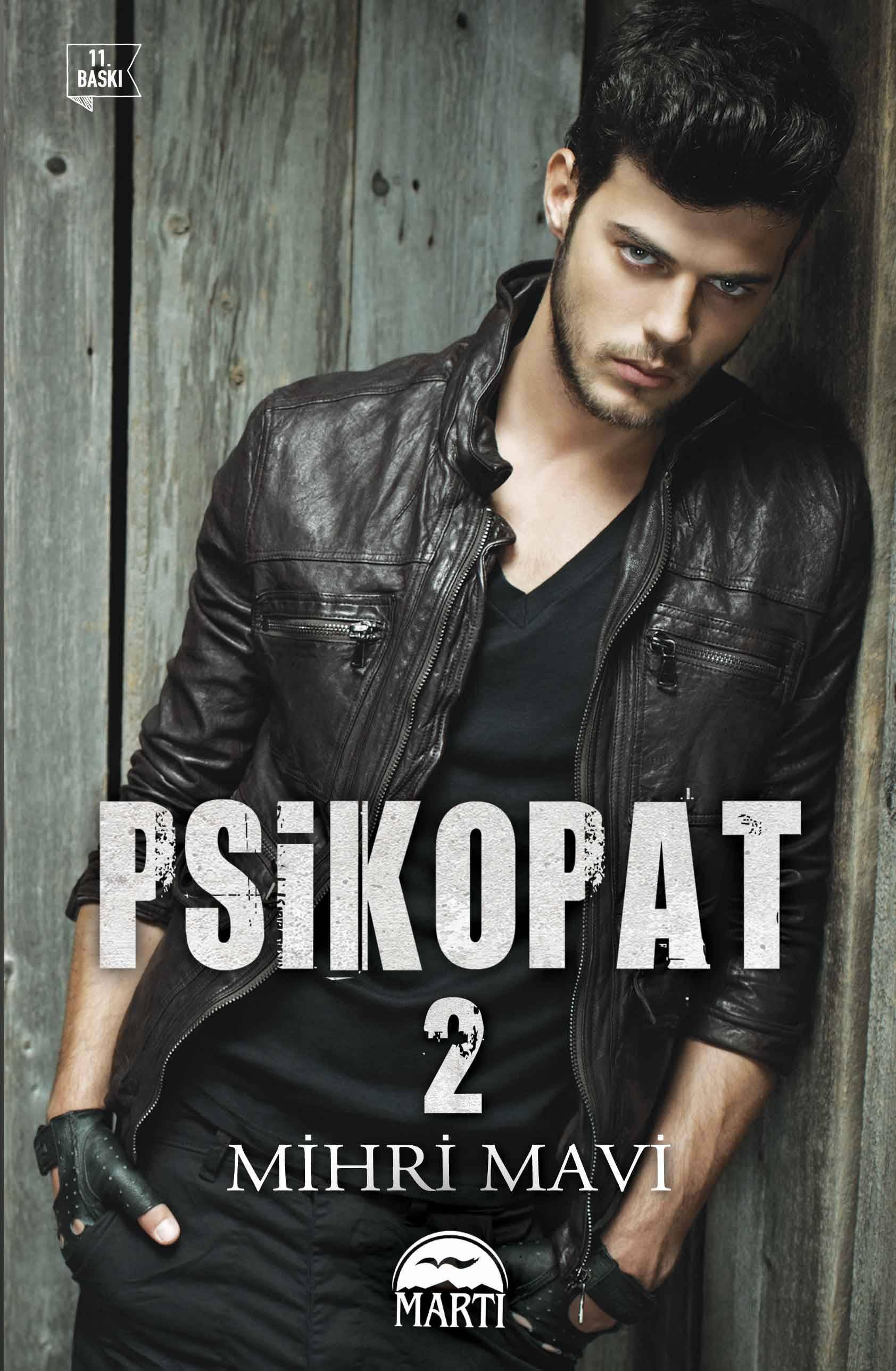 PSİKOPAT 2/MARTI/MİHRİ MAVİ