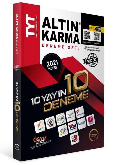 ALTIN KARMA 2021 TYT 10 DENEME