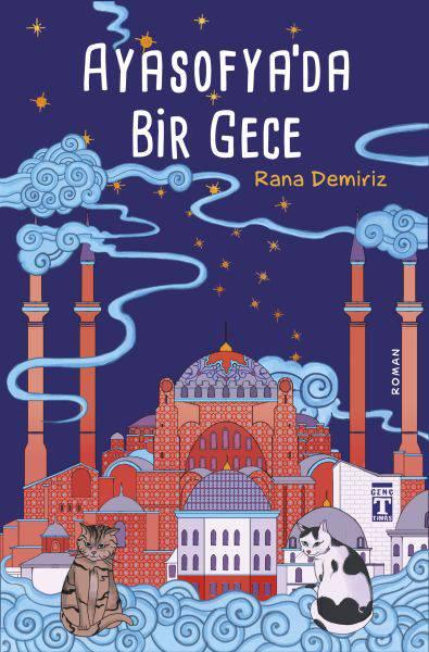 AYASOFYADA BİR GECE/TİMAŞ/RANA DEMİRİZ