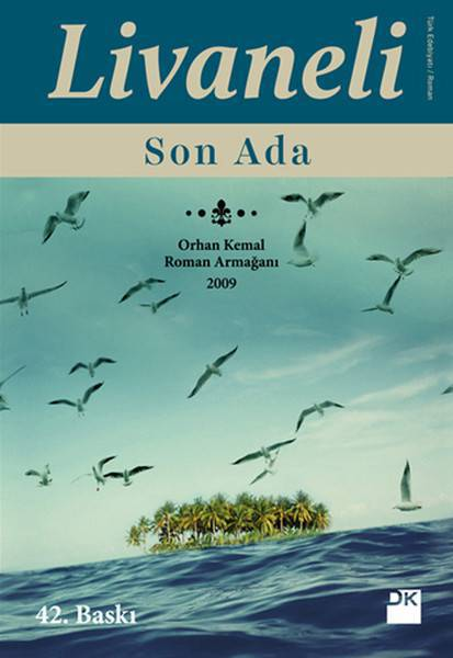 SON ADA/DOĞAN KİTAP/ZÜLFÜ LİVANELİ