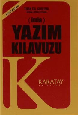 İMLA-YAZIM KILAVUZU/KARATAY
