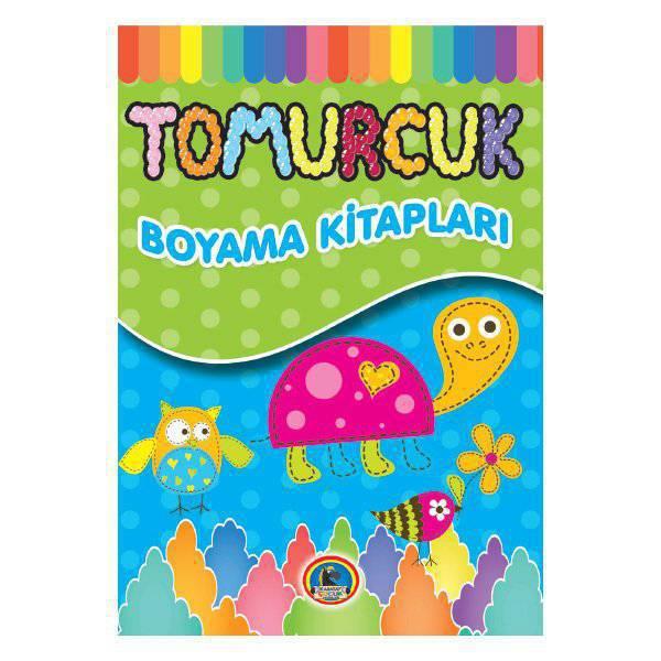 TOMURCUK BOYAMA / KARATAY