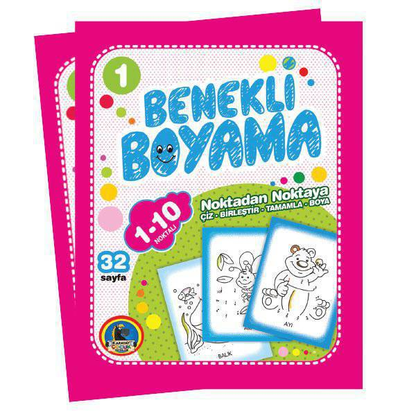 BENEKLİ BOYAMA / KARATAY