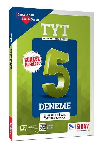 SINAV TYT 5 DENEME