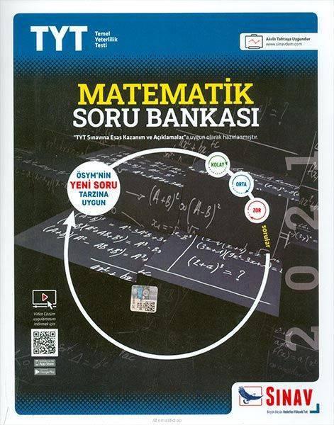 SINAV TYT MATEMATİK SORU BANKASI