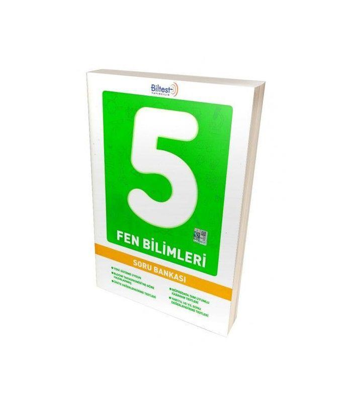 BİLTEST 5.SINIF FEN BİLİMLERİ SORU BANKASI