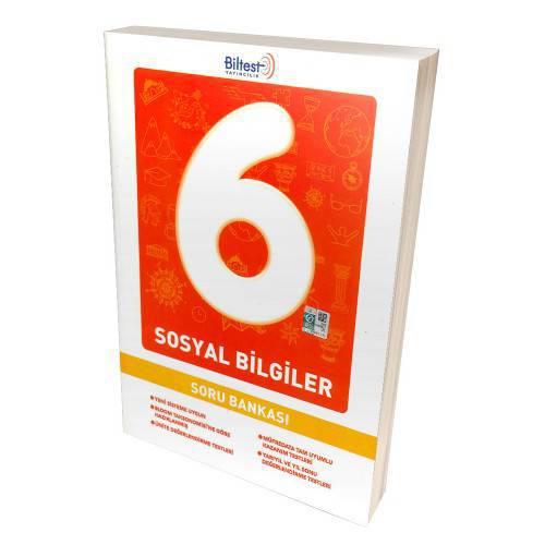 BİLTEST 6.SINIF SOSYAL BİLGİLER SORU BANKASI