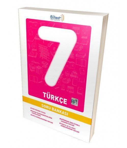 BİLTEST 7.SINIF TÜRKCE SORU BANKASI