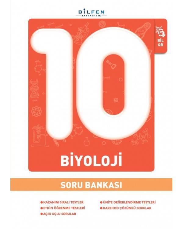 BİLFEN 10 SINIF BİYOLOJİ SORU BANKASI