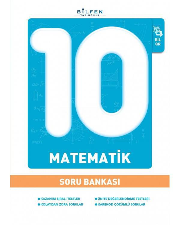 BİLFEN 10.SINIF MATEMATİK SORU BANKASI