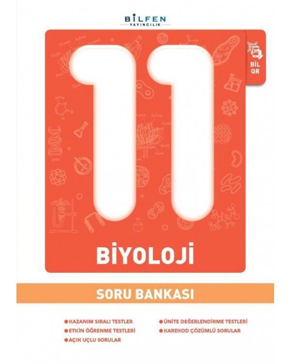 BİLFEN 11.SINIF BİYOLOJİ SORU BANKASI