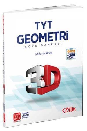 3D TYT GEOMETRİ SORU BANKASI