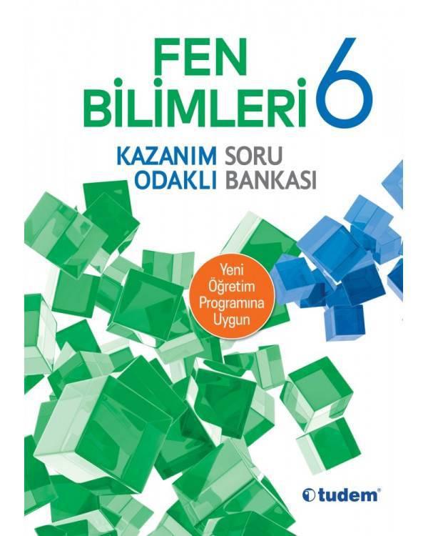 TUDEM 6.SINIF FEN BİLİMLERİ  SORU BANKASI