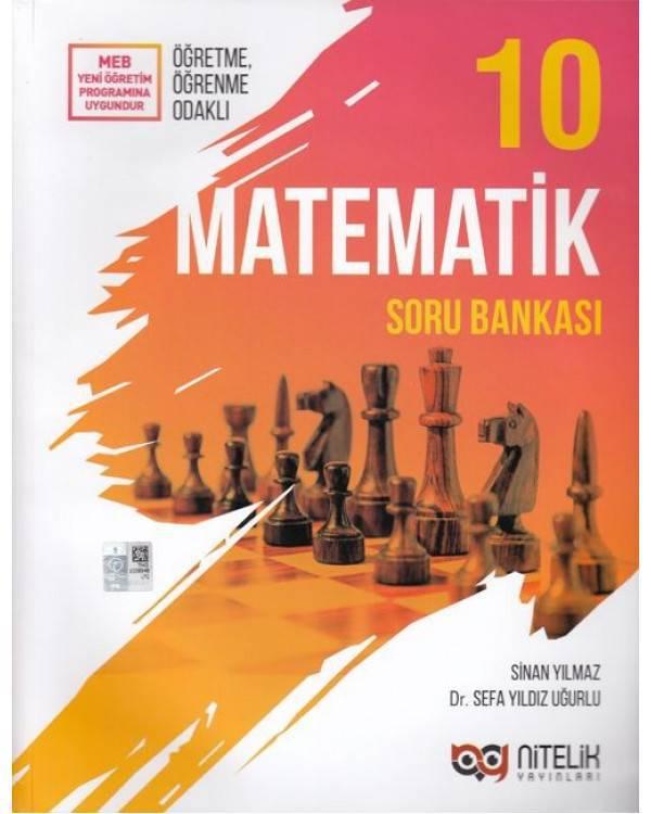 NİTELİK 10.SINIF MATEMATİK SORU BANKASI