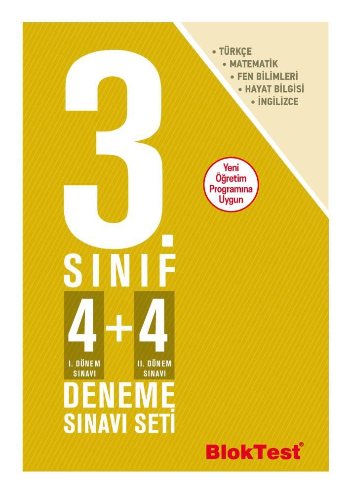 BLOKTEST 3.SINIF DENEME 4+4
