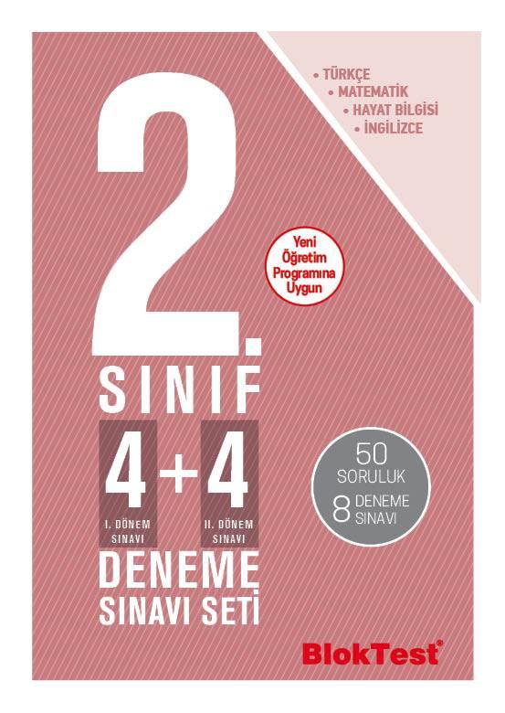 BLOKTEST 2.SINIF DENEME SINAVI 4+4