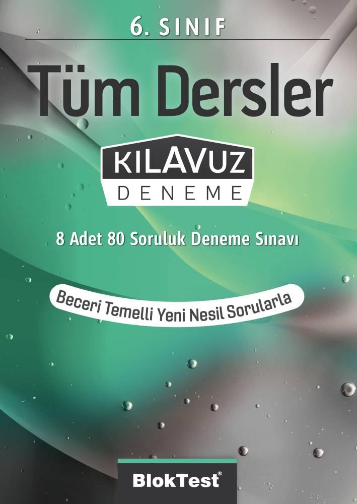 TUDEM BLOKTEST 6.SINIF TÜM DERSLER DENEME SINAVI