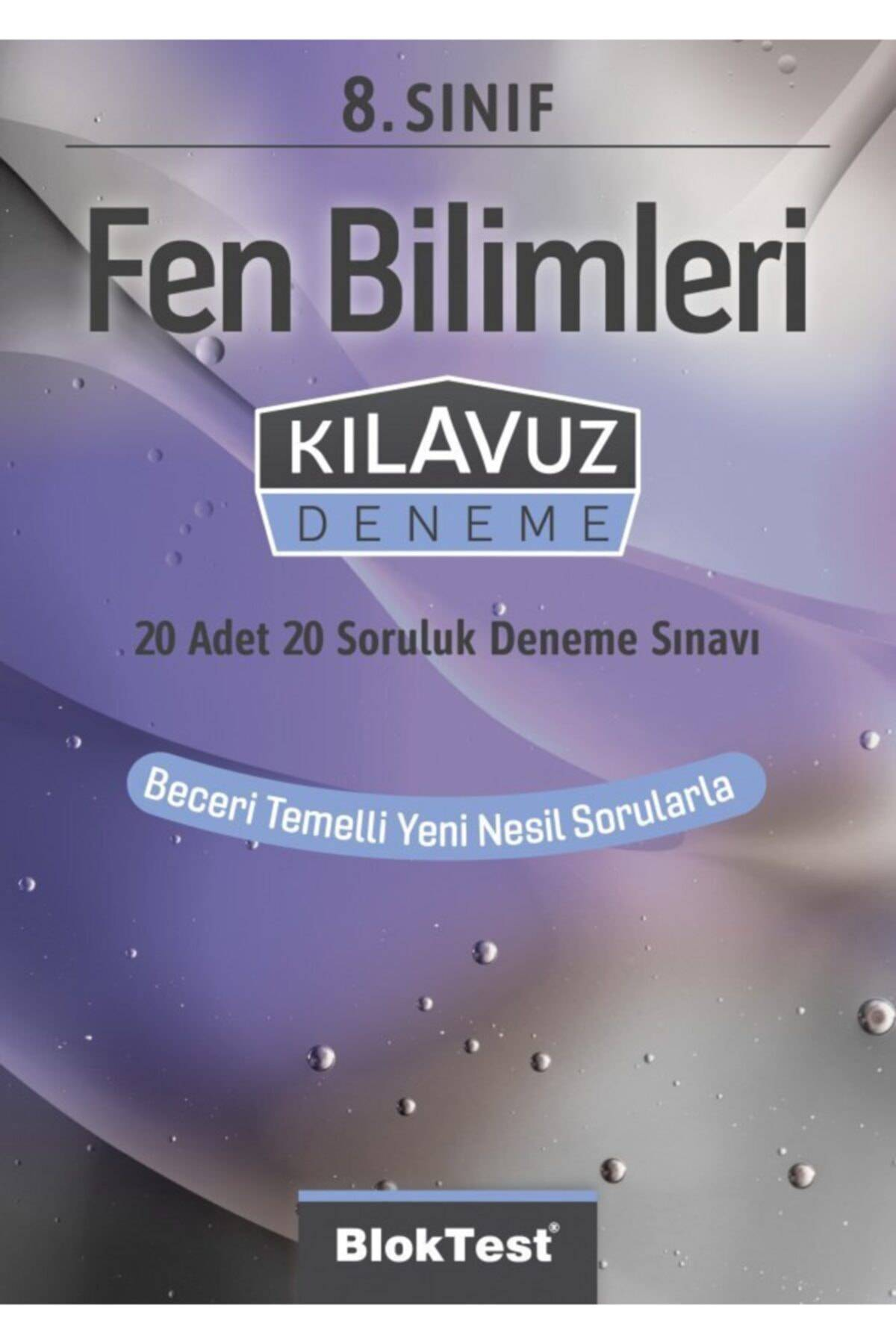 BLOKTEST 8.SINIF FEN BİLİMLERİ DENEME