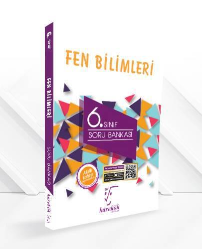 KAREKÖK 6.SINIF FEN BİLİMLERİ SORU BANKASI