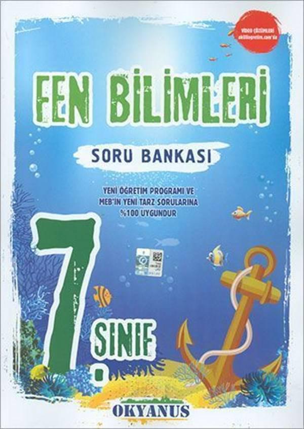 OKYANUS 7.SINIF FEN BİLİMLERİ SORU BANKASI