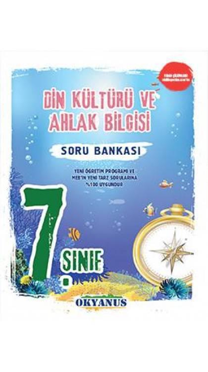 OKYANUS 7.SINIF DİN KÜLTÜRÜ SORU BANKASI