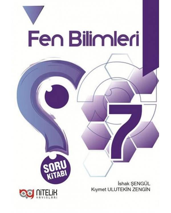 NİTELİK 7.SINIF FEN BİLİMLERİ SORU BANKASI