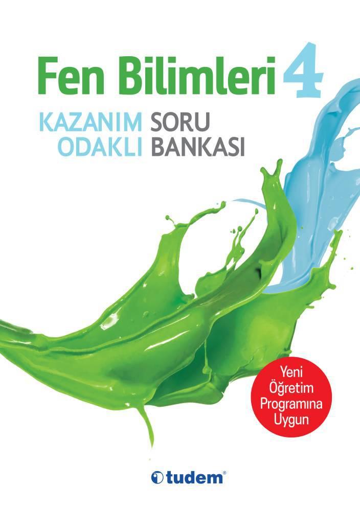 TUDEM 4.SINIF FEN BİLİMLERİ KO SORU BANKASI