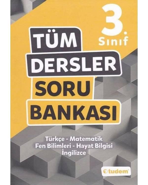 TUDEM 3.SINIF TÜM DERSLER S.B
