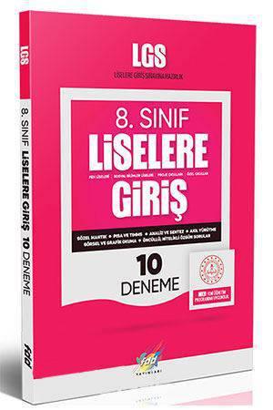 FDD 8.SINIF LGS 10 DENEME