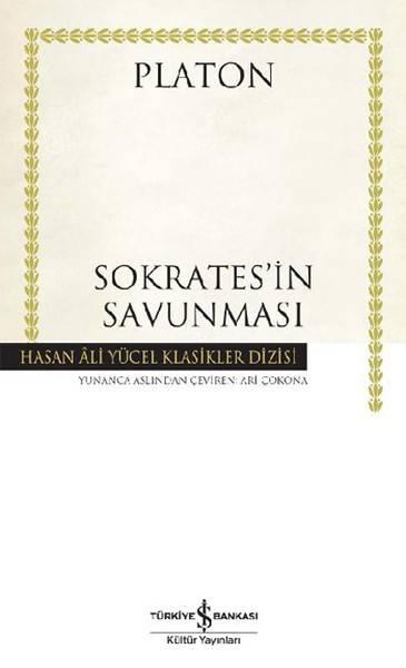 SOKRATESİN SAVUNMASI /İŞKÜLTÜR/PLATON